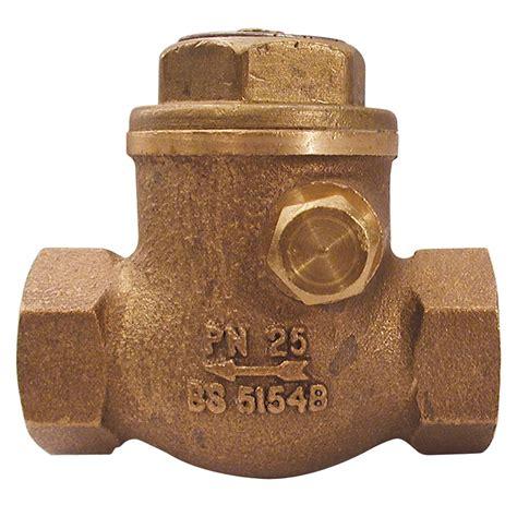 bronze swing check valve bronze swing check valve 1 2 quot bsp products plumbing