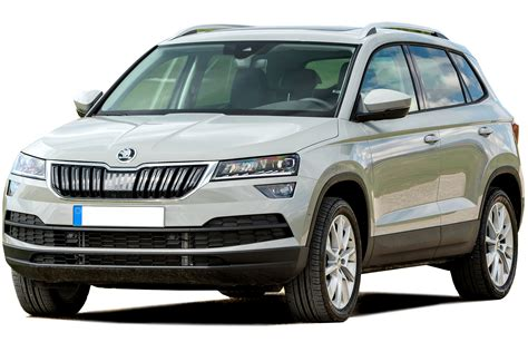 skoda karoq suv review carbuyer