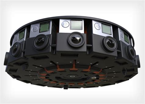 gopro uses the jump 360 176 rig uses 16 gopros