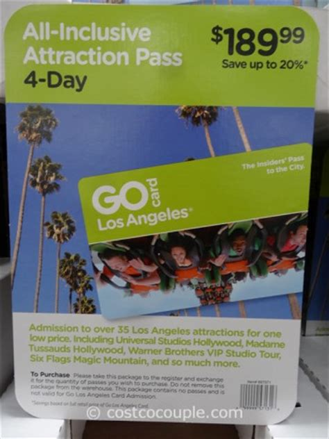 Gift To Go Card - go los angeles gift card