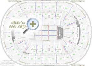 Td Garden Layout Boston Td Garden Seat Numbers Detailed Seating Plan Mapaplan