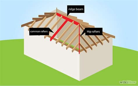 How To Make A Hip Roof how to build a hip roof