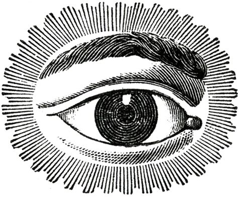 public domain image watching eye  graphics fairy