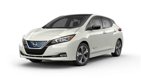 nissan leaf colors what colors does the 2018 nissan leaf come in