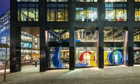 google dublin google cus in dublin dazzles with color and creativity