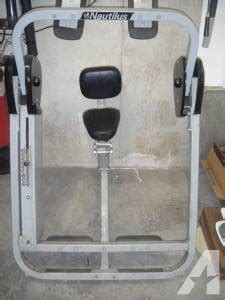 ab machine for sale nautilus abdominal machine forsyth il for sale in