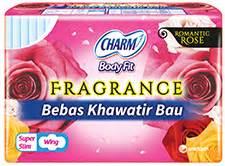 charm fragrance feminine care informasi produk unicharm