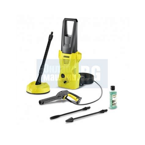 Karcher K 2 360 karcher k 2 home 1 4 kw 110 bar 360 l h