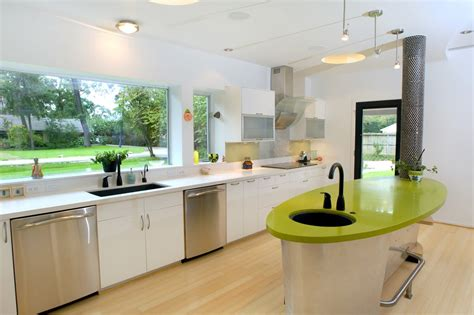 Ideas For Small Kitchens In Apartments Hi Tech Kitchen Design