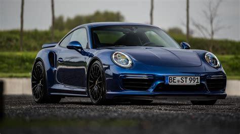Porsche Top Speed porsche 911 turbo s blue arrow by edo competition