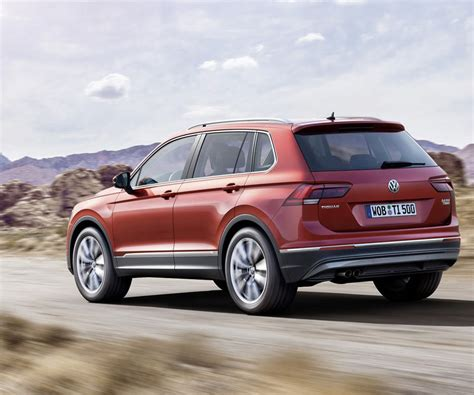 volkswagen tiguan 2016 2016 volkswagen vw tiguan release date review and redesign
