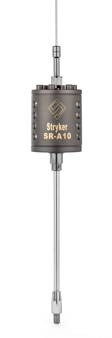 stryker sr a10 center loaded cb antenna center loaded antennas antennas mounts