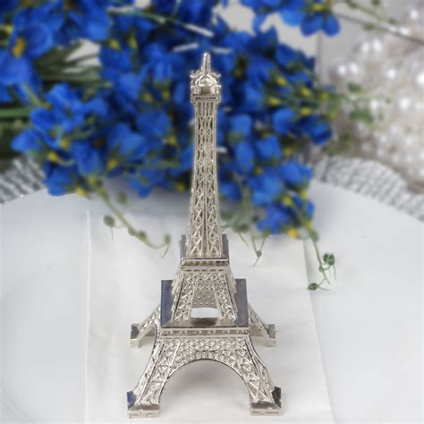 Eiffel Tower Wedding Decorations by 6 Inches Eiffel Tower Centerpieces Wedding