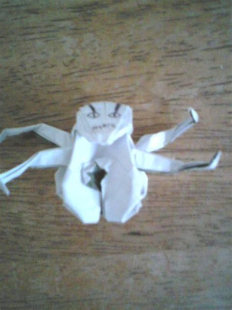 Origami General Grievous - general grievous origami yoda