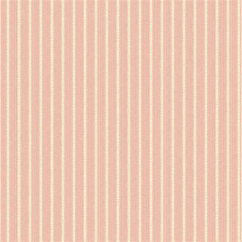 Zen Wall Murals 522 30403 peach fabric ticking stripe fairwinds studio