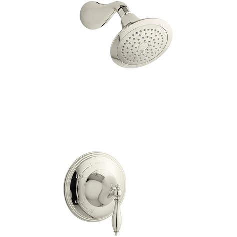 Kohler Shower Trim by Kohler Finial 1 Handle Shower Faucet Trim Kit In Vibrant