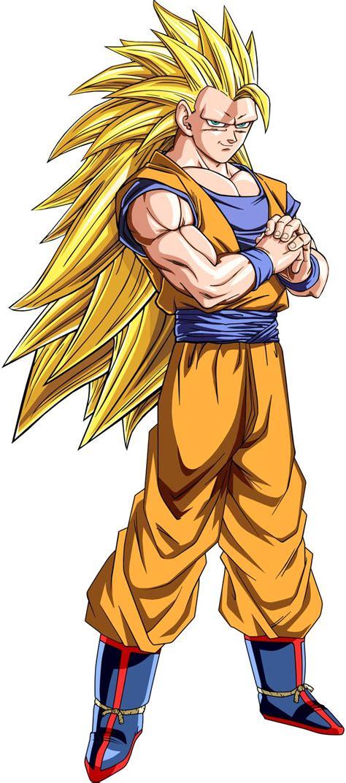 Goku Ss3 gok 250 ssj3 by dony910 z sons search and goku