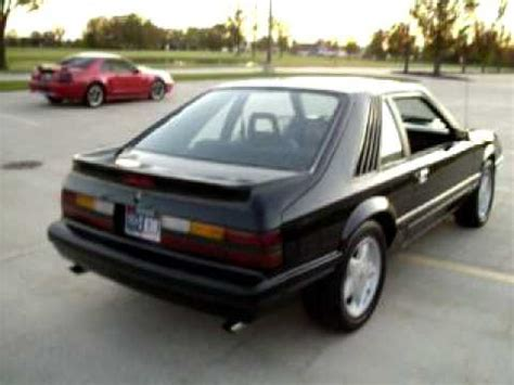 86 ford mustang gt for sale 86 mustang gt mild flowmaster exhaust for