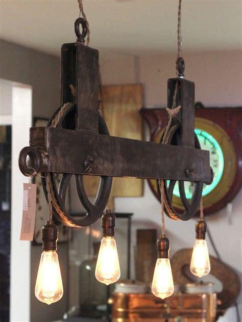 rustic cabin lighting fixtures best 25 industrial lighting ideas on