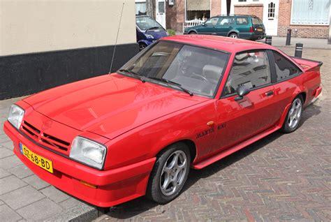 opel manta 1980 opel manta b2 20e group a 1983 racing cars