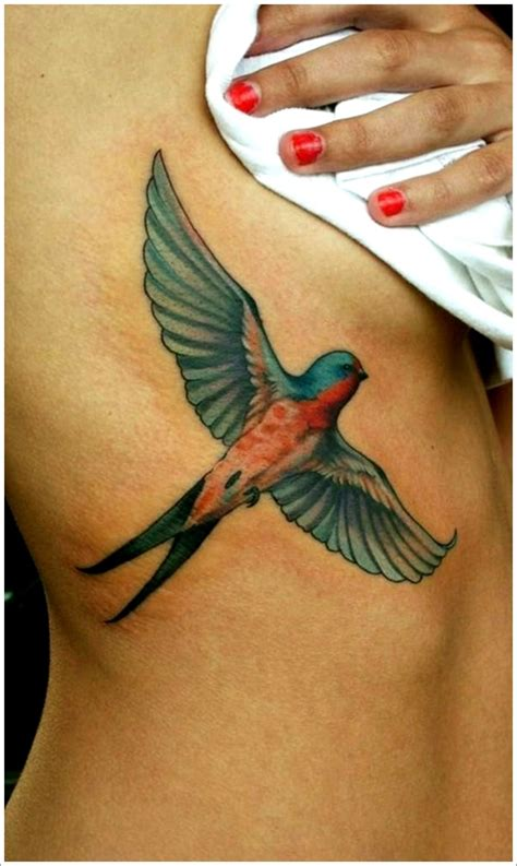 swallow tattoo symbolism inkspiration