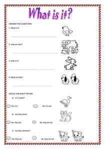 what is it worksheet free esl printable worksheets made