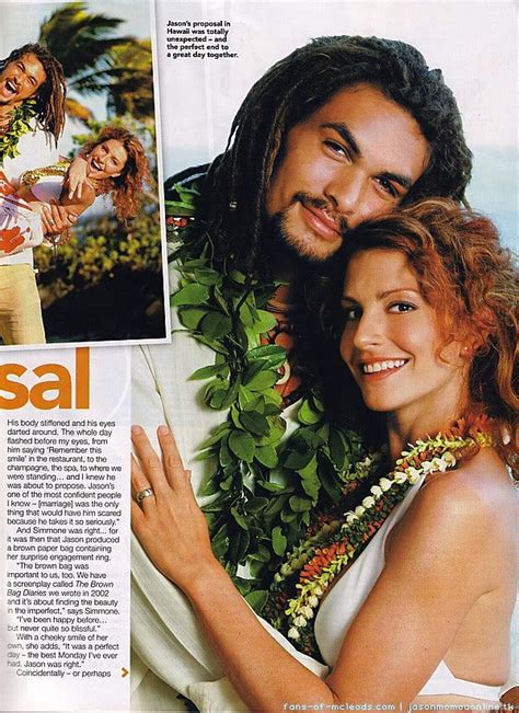 the gallery for gt jason momoa simmone jade mackinnon