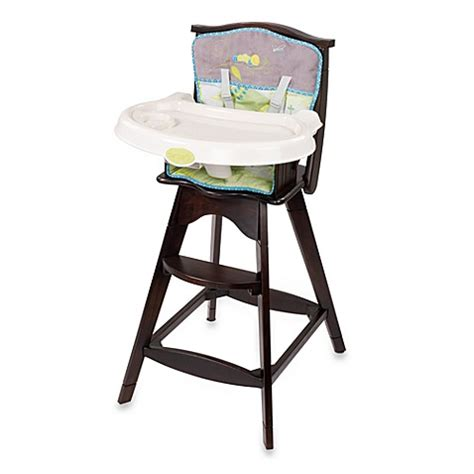 reclining high chair reviews carter s 174 classic comfort reclining wood high chair