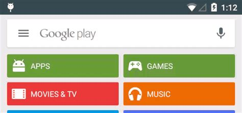 Play Store Without Id Play Store Gets Updated Search Bar
