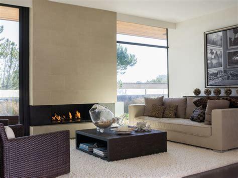 gas fireplace designs living room modern  eichler