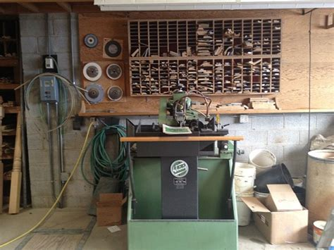 weinig moulder auction  thursday