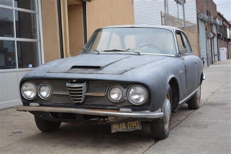alfa romeo 2600 for sale 1965 alfa romeo 2600 sprint stock 20137 for sale near