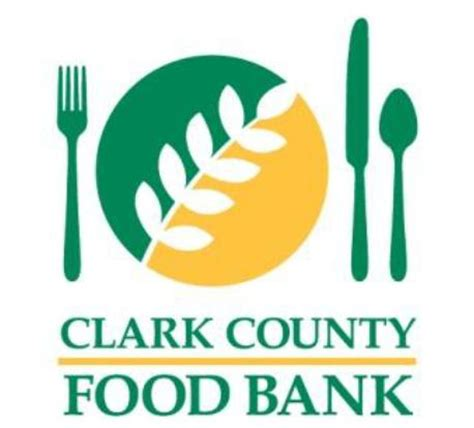 County Food Pantry by Clark County Food Bank Rotary Harvest
