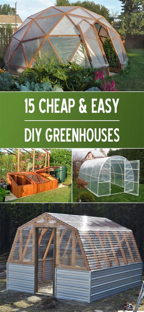 diy green house 10 best ideas about greenhouse gardening on pinterest