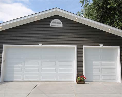 cost of new garage door installed