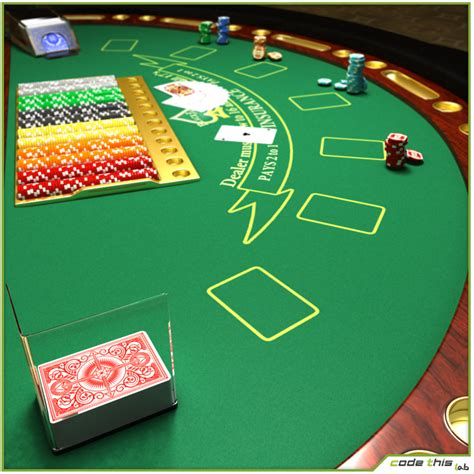 table casino blackjack code this lab srl