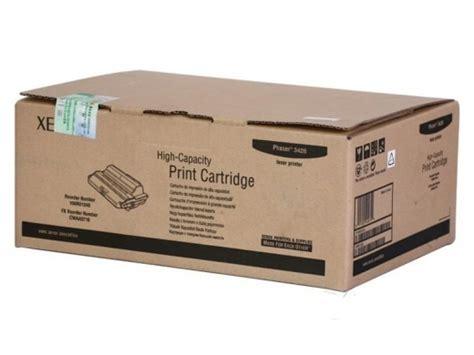 Toner Xerox Phaser 3428 toner xerox 106r01246 phaser 3428 sc bk