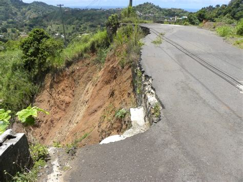 ginger hill design and build st vincent the grenadines ginger hill road realignment