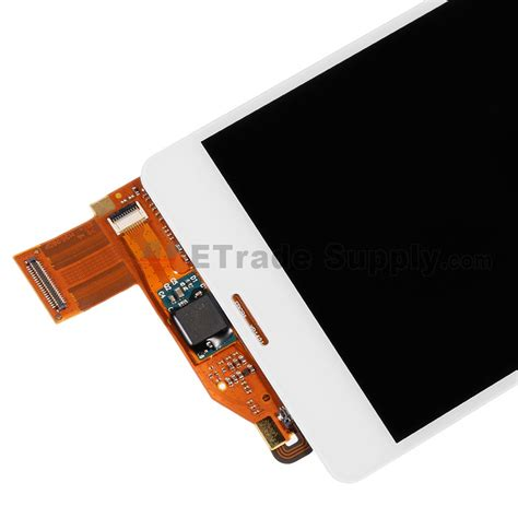 Lcd Z3 Compact sony xperia z3 compact lcd screen and digitizer assembly white etrade supply