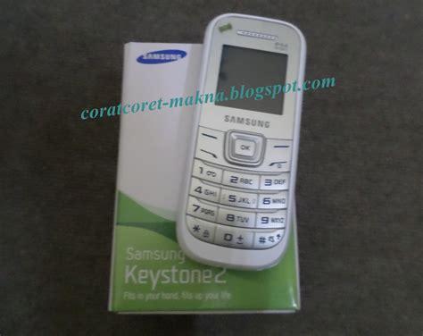 Samsung Senter Biasa coretan kehidupan hp samsung mungil