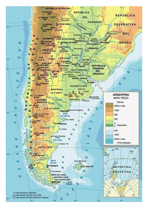 interactive map of south america physical features south america physical map physical map of south america