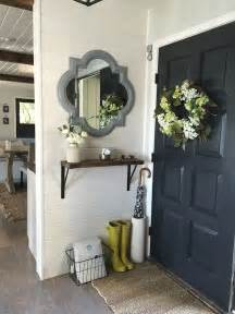apartment door decorating ideas 18 entryways with captivating mirrors