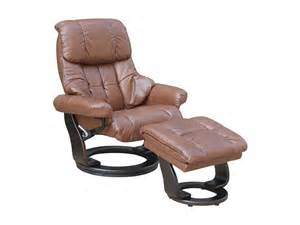 Reclining Leather Chair With Ottoman Leather Reclining Chair With Ottoman Images