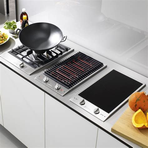 Cooking Islands For Kitchens cs1212 1i hob from miele domino hobs 10 of the best