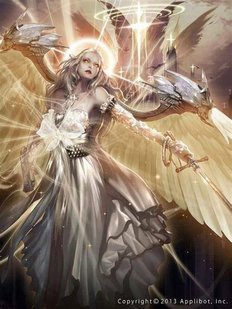 56 best images about DnD Deva on Pinterest Female Deva Dandd