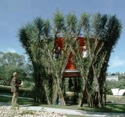 Inexpensive Houses To Build Organic Architecture Living Tree Building Designs Amp Ideas