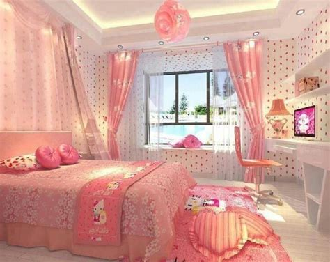 17 best ideas about hello kitty bedroom on pinterest