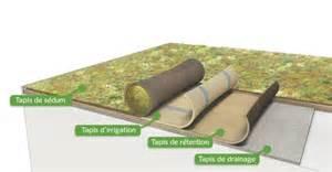 Flat Roof Garage Design communiqu 233 de presse la toiture v 233 g 233 talis 233 e accessible