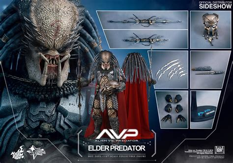 Vs Predator Elder Predator vs predator elder predator sixth scale figure by