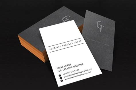 Personal Business Cards Templates by Personal Business Card